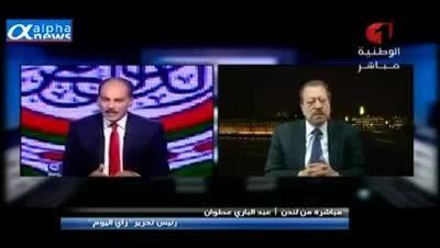 سخن جالب عبدالباری عطوان درباب جنگ یمن