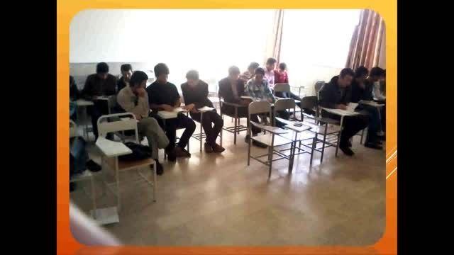 کلیپ فعالیت های کانون قرآن و عترت دانشگاه شهید مدنی