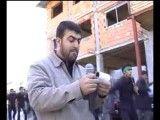 مراسم دسته روی زنجیرزنی هیئت ابوالفضل روستای اوسا شهرستان ساری  مازندران روز تاسوعا قسمت اول