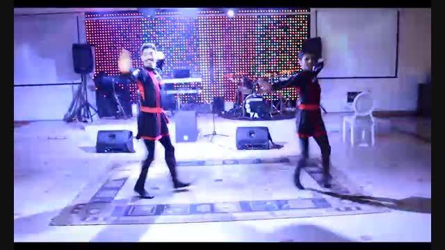 رقص آذری خزریم - گروه رقص آذربایجانی اوتلار