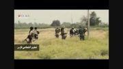 حضور سردار سلیمانی در یکی از مناطق عملیاتی علیه داعش...