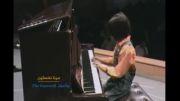 پیانو کودک-8 ساله-کلاس پیمان جوکار-مینانخستین