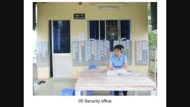 معرفی خط تولید یک کارخانه پوشاک در ویتنام