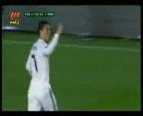 گل رونالدوبه بارسا فینال جام حذفی با گزارش جذاب مزدك میرزایی