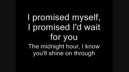 آهنگ قشنگ Basshunter به نام I Promised Myself