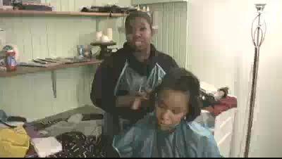 آموزش بافت مو با اکستنشن