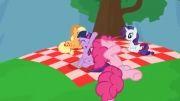 کشته شدن پونی ها در my little pony به دست pinkie pie