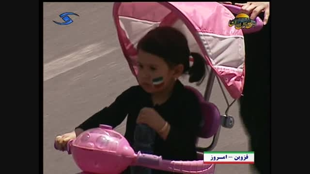 راهپیمایی روز قدس - قزوین