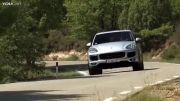 پورشه Cayenne S 2015 - اولین تجربه رانندگی