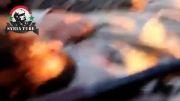 تیر خوردن تیربارچی