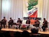 اجرای گروه موسیقی فارابی در مسکو روسیه
