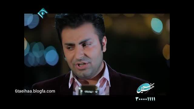 علیرضا طلیسچی-اجرای زنده آهنگ قرار نبود در برج میلاد