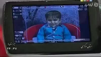 مصاحبه جدید با پسر بچه بامزه و شیرین زبان ایرانی !