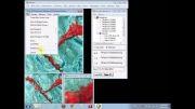 آموزش نرم افزار ENVI- موسسه چشم انداز-مهندس پاکزاد-قسمت دوم