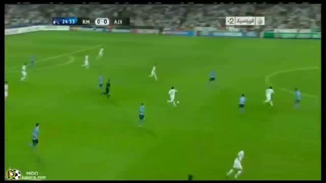 گل فوق العاده رونالدو