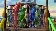 تریلر انیمیشن قهرمان شهر رنگارنگ
