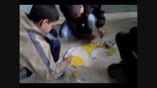بازیافت کاغذدر مدرسه(طرح بازیافت یار)