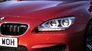 تست رانندگی BMW M6 و  Mercedes Benz SL63 AMG