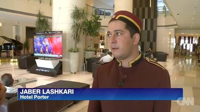 گزارش cnn از صنعت هتلداری در ایران