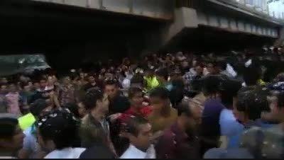 فریاد یاشاسین ایران در تبریز