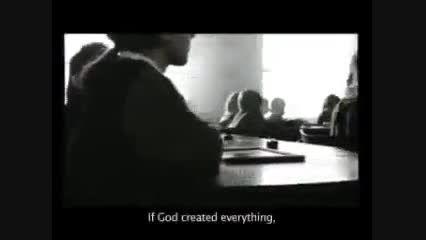 اثبات وجود خدا...حتما ببینید