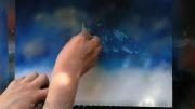 طرح نقاشی با Spray !!!