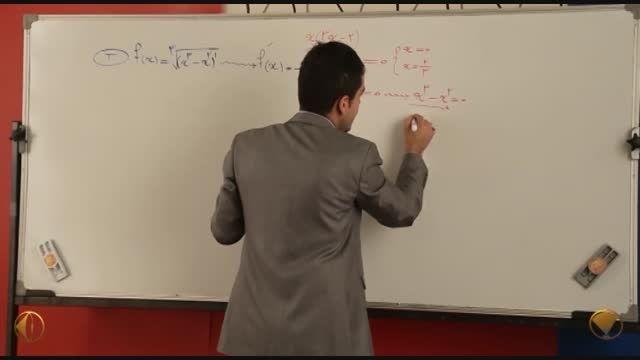 تدریس فوق حرفه ای ریاضی توسط امپراطور مسعودی