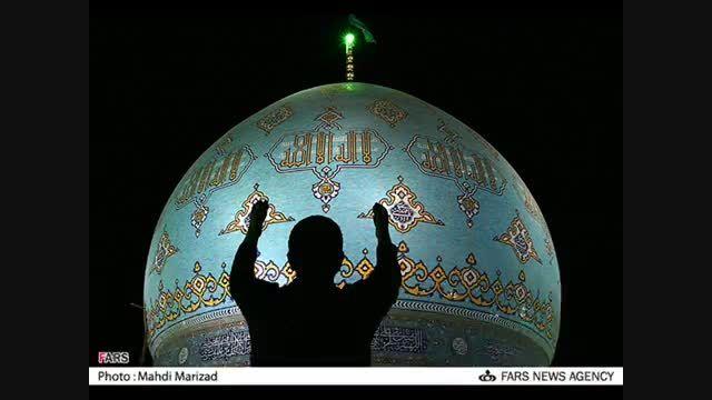 سعید باقری فرد  آهنگی برای امام زمان بنام غروب جمعه ها