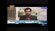 دروغ گویی کارشناس شبکه وهابی کلمه و نور آقای حسینی