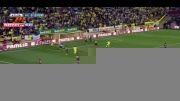خلاصه بازی بارسلونا و ویارئال