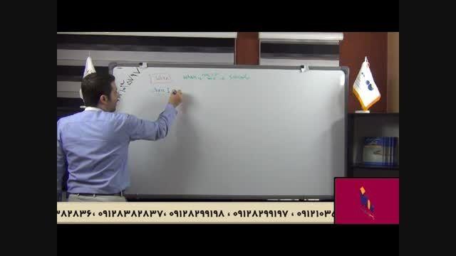 تدریس فوق حرفه ای و تستی زبان دوم دبیرستان سرزمین زبان