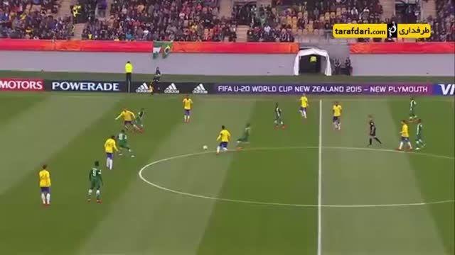 برزیل 4-2 نیجریه (جام جهانی زیر 20 سال)