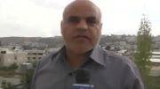 حمله صهیونیست ها به قدس