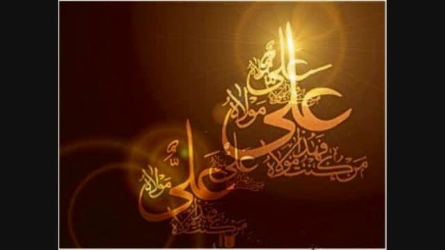 مولودی خوانی میثم مطیعی برای ولادت امام علی(ع)
