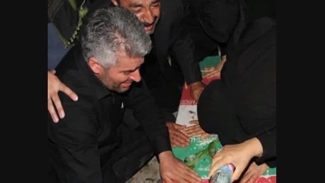 نماهنگ مازندرانی مدافع حرم  شهید هادی جعفری