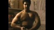 سعید سرافرازپور - بدنساز ایرانی
