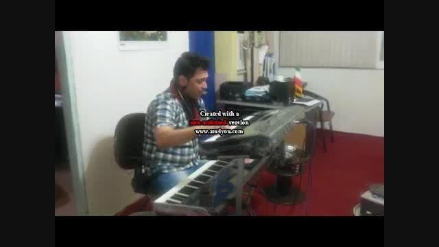 نوازندگی ارگ عباس جوادی آهنگ بسیار شنیدنی