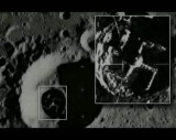 Nazi Symbol In The Moon