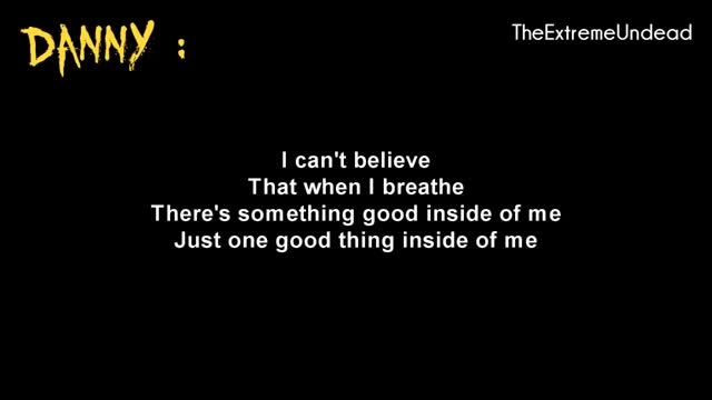 Hollywood Undead-Believe