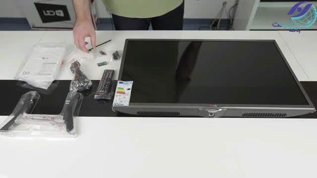 تلویزیون هوشمند ال جی LG LED FULL HD SMART TV LB5610