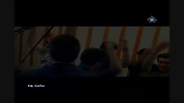 پشت صحنه کنسرت محمد علیزاده خرداد 94