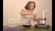 روشی جالب و آسان برای پوست کندن سیب زمینی