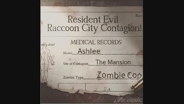 شناسنامه اشلی گراهام در Resident evil Orc