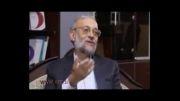 نرمش قهرمانانه در گفتگو با دكتر محمد جواد لاریجانی