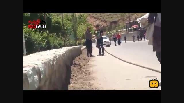دوربین مخفی جالب و دیدنی توسط چند جوان ایرانی