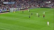 گل دوم رئال مادرید مقابل کوردوبا توسط کریستیانو رونالدو