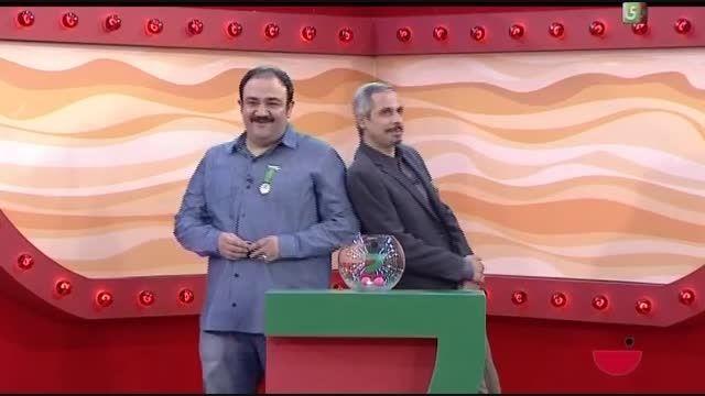 خندوانه - مسابقه مهران غفوریان و جواد رضویان