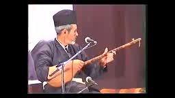 آهنگ ترکی خراسان-اینجیتمه ۱-دوتار علیرضا سلیمانی