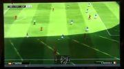 بازی ایتالیا اسپانیا در PES2015 (پارت 2)