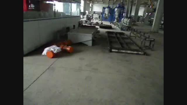 خط تولید بازیافت لاستیک 09122230738